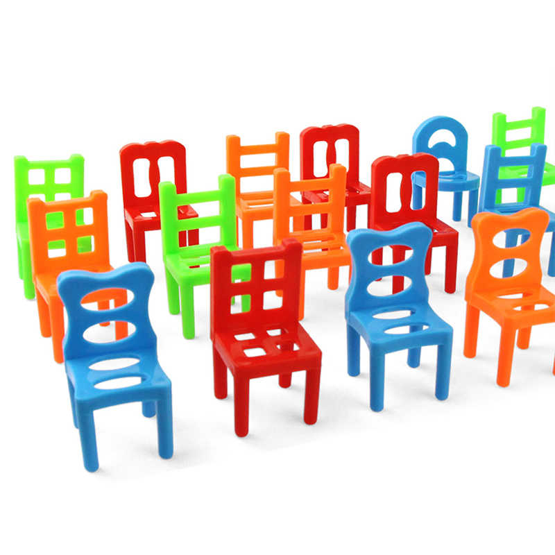 Балансирующие стулья (Balance chairs)