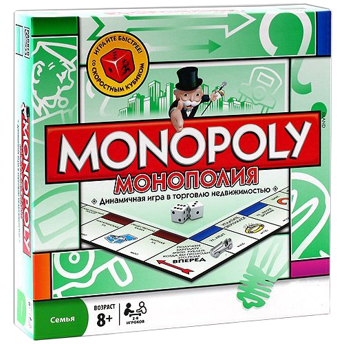 Monopoly (Монополия)