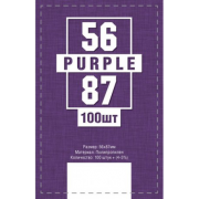 Протекторы для карт 56х87