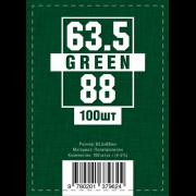 Протекторы для карт 63,5х88