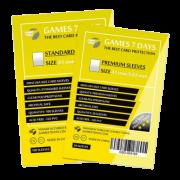 Протекторы для карт Games 7 Days 41x63